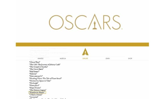 Filme Humberto Mauro de André Di Mauro na corrida pelo Oscar de Melhor Documentario